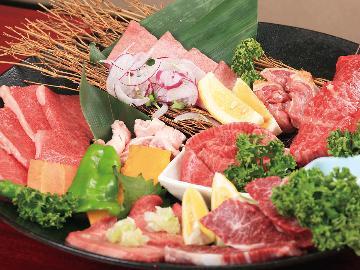 【黒毛和牛&黒豚】鹿児島の2大味覚!絶品・黒の旨みを堪能♪【夕食付】