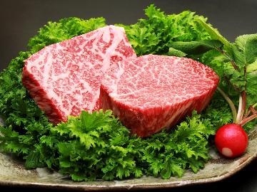 【小啄木プレミアム】A5-11の那須黒毛和牛のフィレステーキと新鮮な海鮮満載グルメ!...
