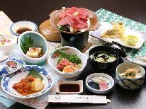 プチ贅沢★お部屋をグレードアップ【摺上川-kawa-】旬の食材を使った創作料理&牛肉の陶板焼きコース
