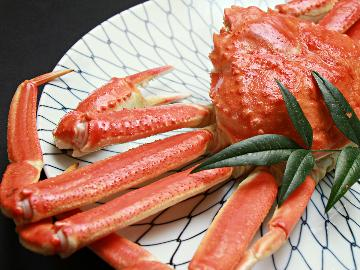 《GoToトラベルキャンペーン割引対象》【松-Matsu】料理長が腕を振るう!「蟹」料理♪やっぱりカニ!カニ!蟹尽くしプラン♪