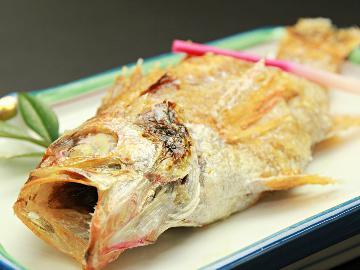 【竹-Take】人気No.1♪幻の高級魚!「のどぐろ」の姿焼き付!!旬の海に幸をお得に堪能♪