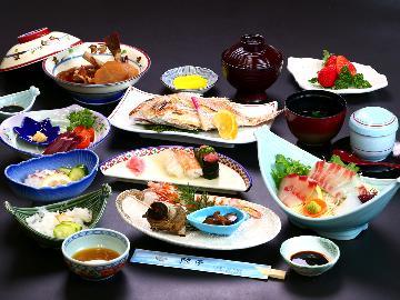 リーズナブルに大きな満足を♪新鮮魚介と鯨料理◆~海音~Kaito~プラン◆