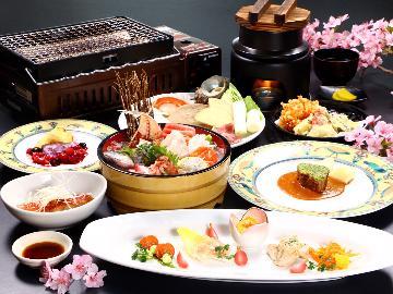 【グレードアップ】静岡美味食材の豪華饗宴≪kunou-久能-≫