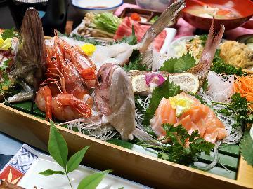 【豪華舟盛付】あんこうも食べたい!でも海の幸もしっかり食べたい!ワガママさんの~[民宿-2食付] <GoToトラベルキャンペーン割引対象>