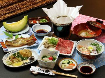 【茨城の幸!満喫!】 新鮮海の幸や常陸牛で茨城を食べつくそう♪《民宿》 <GoToトラベルキャンペーン割引対象>