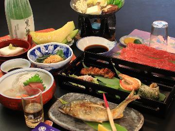 <GoTo割引対象>【竹コース】迷ったらコレ!地元和歌山の厳選食材を使用した自慢の会席【一泊2食】