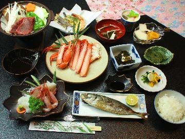 <※GoToキャンペーン対象外※>【獲れたて一番。美味しさも一番】海の幸たっぷり!ふるさと海鮮会席♪