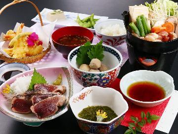 【GoToキャンペーン対象外】女将の手作り料理を満喫♪おふくろの味を堪能!【1泊2食付きプラン】