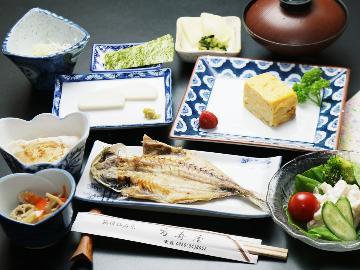 【1泊朝食】朝からしっかり食べて、元気におでかけ♪The日本の朝ごはん