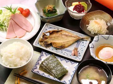 【直前割】朝食付のプランが500円OFF♪☆気軽でお得なプラン【朝食付】