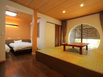 【令和3年3月◇新客室オープン】【-KIWAMI-】専用露天風呂付客室が新たに誕生
