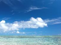 【夏限定】当館前!海水浴ができる宿♪地物刺身盛・金目鯛の煮付け【波nami】特典付