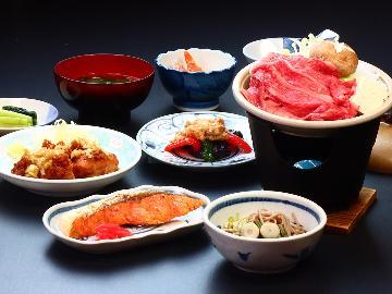 【リーズナブル】 源泉かけ流し温泉と温かな手料理♪みやま会席◆一泊二食付き