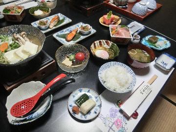 【HP限定価格・最安値】☆朝食付☆ 朝は手作り和食で元気にご出発!