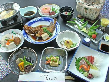 夏を彩る鱧☆彡こだわり抜いた素材と割烹旅館が届ける夏味料理
