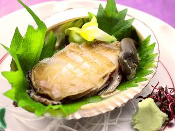 湯浅の美味しいをもっと贅沢にいただく【鮑~awabi】&旬地魚プラン