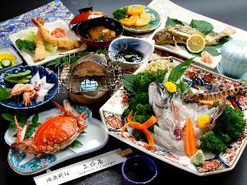 【調理方法チョイス☆】あわび付海鮮料理プラン