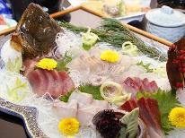 [1泊2食付き9800円~]お得に姿盛り海鮮が味わえる♪