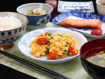 【1泊朝食付】4000円~♪自家製米と手作りおかずの朝ごはんが食べられる!【全室Wi-Fi完備】【GoToトラベルキャンペーン割引対象】