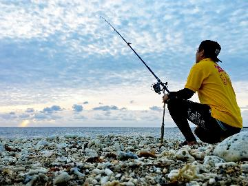 ★釣り人歓迎★早朝出発OK!釣った魚を近隣店舗で調理→その日の夕食で味わえます♪ ※宿での調理は不可【GoToトラベルキャンペーン割引対象】