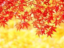 【期間限定】周辺の紅葉スポットで秋を満喫♪自家栽培の野菜と旬を感じる繊細な料理を堪能[2食付き]