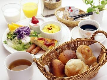 【GoToトラベルキャンペーン割引対象】【1泊朝食】手作りパンに朝の幸せB&Bプラン♪夜までゆっくり観光してもOK[6種の貸切温泉]