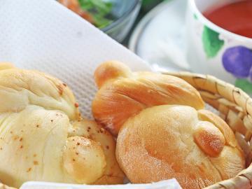 【1泊朝食】手作りパンに朝の幸せB&Bプラン♪夜までゆっくり観光してもOK[6種の貸切温泉]