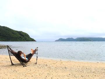【島物語~素泊り編~】南の島を満喫☆目の前に広がるビーチで自由な時間を♪
