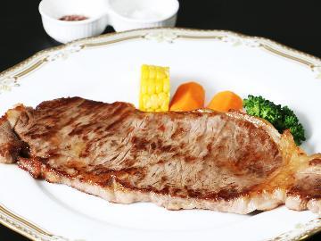 至高プラン第1弾★日本三大和牛・米沢牛のサーロインステーキ★口に入れればとろける…まさに至福の味わい!