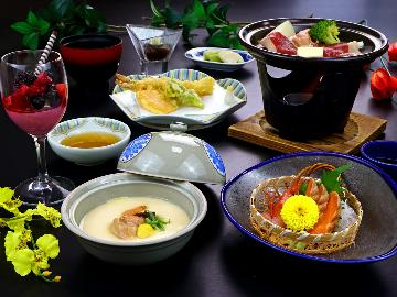 【リーズナブル】お料理少な目で価格を抑えたお気軽プラン♪[1泊2食付]