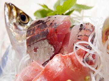 特選和牛と季節の魚を満喫♪【ご当地満喫プラン】