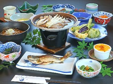 【リーズナブルプラン】女性やシニアにイチ押し◇旬の料理と会津の郷土料理《福島県民割プラス割引対象》