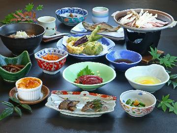 一番人気【会津の逸品】会津の郷土料理とここでしか食べられない味《福島県民割プラス割引対象》