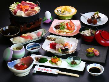 ≪迷ったらコレ♪1泊2食 Bプラン≫ちょっと贅沢な旬の素材を使用♪竹田の美味しい選りすぐり会席♪