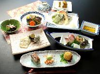 スタンダード1泊2食♪女将の手作り健康おもてなし料理で福井の旬を愛でる美味プラン☆ミ