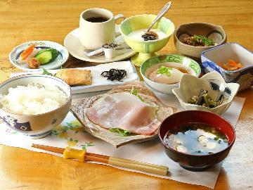 【朝食付】季節の食材を使った こだわりの和朝食を食べて元気に出発♪素敵な魚沼旅を…