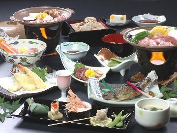 【信州肉のマリアージュ】信州牛&信州ポークを陶板焼きで食べ比べ&信州馬刺しのグレードアッププラン