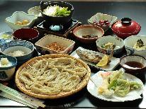【グレードアップ】3大饗宴のそば三昧を堪能プラン★ 北陸新幹線途中下車は戸隠へ!