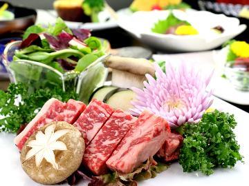 【熊本ブランド牛ステーキ】お肉好きさんに嬉しいプラン♪熊本の味をお楽しみください♪