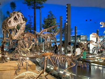<GoToトラベルキャンペーン割引対象>お子様に特典付き☆大人気!!日本最大級★恐竜博物館へGO♪[1泊2食付]