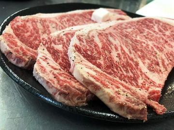 【ステーキ】りんごで育った♪<信州牛のサーロインステーキ 200g>+ペットと泊まれる♪贅沢プラン