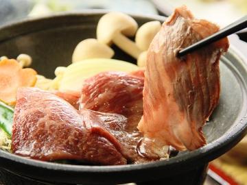 【秋の優雅旅】松茸・きのこ釜飯&信州牛の陶板焼き♪秋の味覚&よませ温泉を堪能~