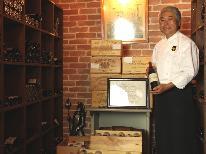<GoToトラベルキャンペーン割引対象>【ビギナー歓迎】 見て、知って、味わう。オーナーのワインミニ講座付きプラン 《特製キール付》