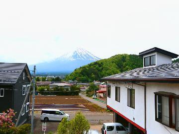 【富士山view客室】《!早い者勝ち!》富士山の見えるお部屋を先取り♪3室限定★2食付