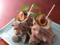 【HP限定価格】鮮度抜群!新鮮魚貝た~っぷり♪ ¥10,000~夏の味覚満喫プラン!(●´∀`)ノ+゜*。