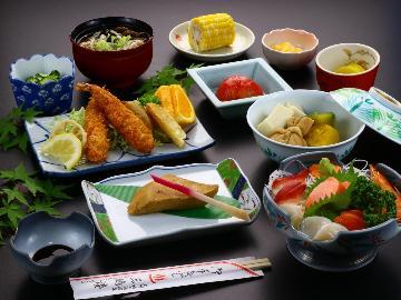 【スタンダード】江戸時代から湧き続ける300年前のお湯と山の幸を堪能♪1泊2食スタンダードプラン