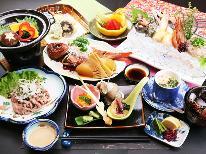 【新鮮魚介を召し上がれ♪】地魚盛合せ付!これが基本の海鮮料理