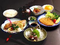 【ビジネス膳】出張での利用歓迎♪夕食も付いてこのお値段☆お気軽2食付プラン