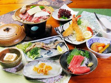 【スタンダード】手作りの地元家庭料理に舌鼓◆忍野の大自然を満喫♪[1泊2食付]