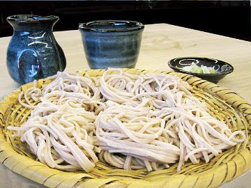 【そば&馬刺し付】ボリューム満点◆グレードアップ料理を堪能☆[1泊2食付]